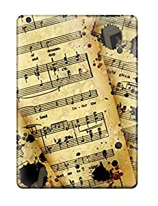 Music Art Case Compatible With Ipad Air/ Hot Protection Case