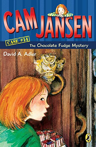 Cam Jansen: the Chocolate Fudge Mystery - Fudge Case