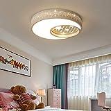 WRJY LED Ceiling Light Stars Children's Room