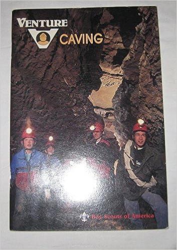 Amazon.com: Boy Scouts Merit Badge Pamphlets Caving (9780839534464 ...