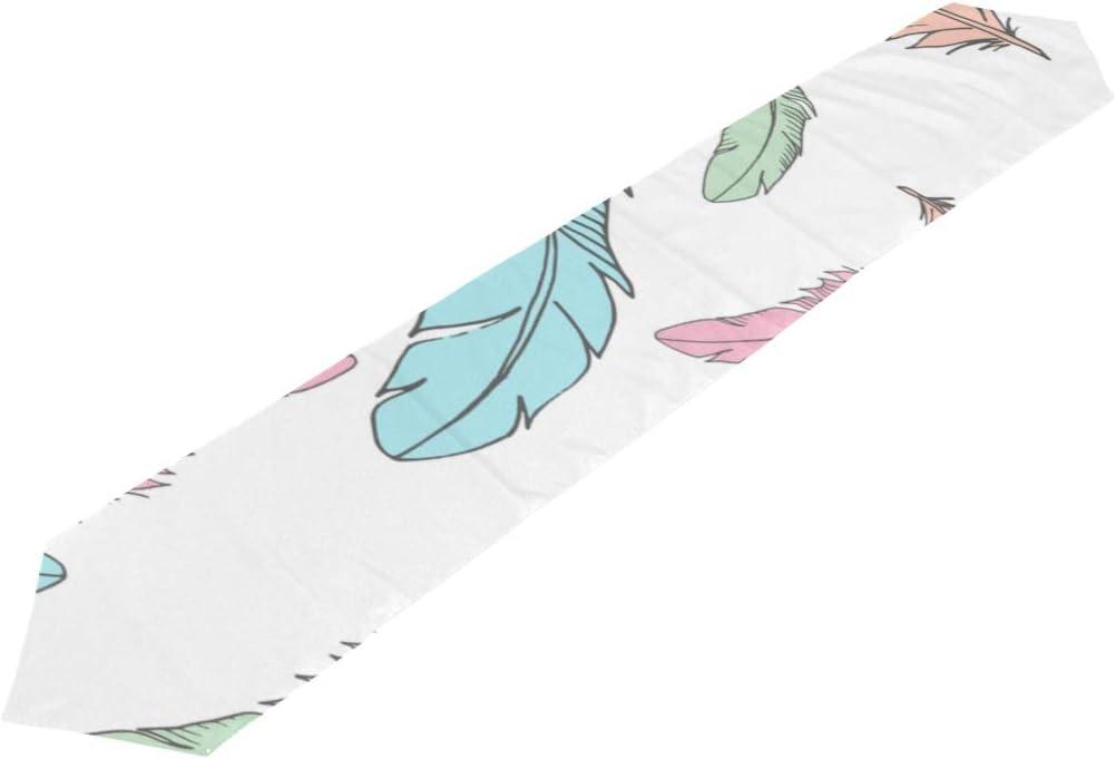 Yuejh Different Cute Cartoon Lama Alpaca Girls Handbags Duffel Extra Large Tote for Men Table Runner Decor Indoor 13x90 Inch