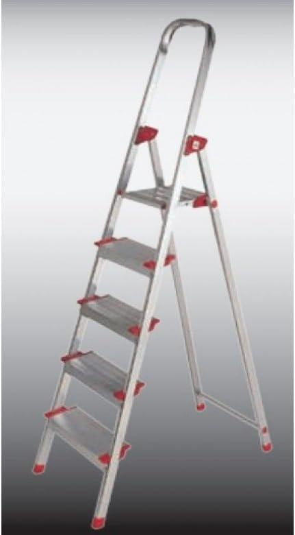 Escalera Aluminio Kettal 5: Amazon.es: Bricolaje y herramientas