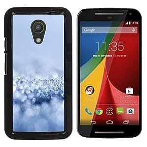 Be Good Phone Accessory // Dura Cáscara cubierta Protectora Caso Carcasa Funda de Protección para Motorola MOTO G 2ND GEN II // Fresh Snow
