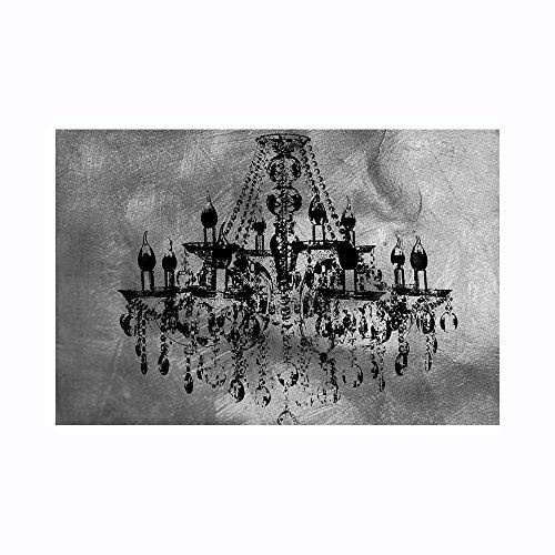 Chandelier Decoration Digital Printed Premium