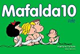 capa de Mafalda - Mafalda Nova - Volume - 10