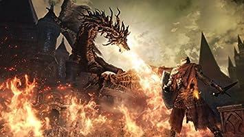 Video Game  Dark Souls III 24 X 14 inch Silk Poster