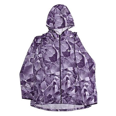 cute info for exclusive deals Nike Damen W Nk Essentiall Jacket Hd Pr Laufjacke: Amazon.de ...