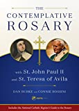 img - for The Contemplative Rosary with St. John Paul II and St. Teresa of Avila book / textbook / text book