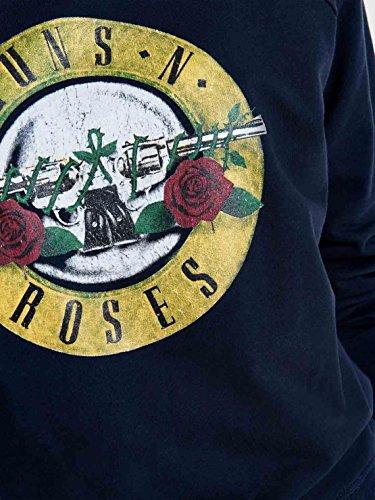 Sky Roses Sudadera Guns De Seul Capitaine wXgHgxO