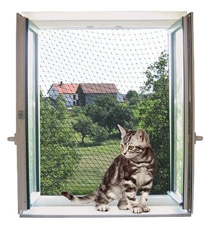 Kerbl Katzenschutznetz, transparent 82655