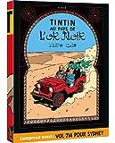 The Adventures of Tintin: Au Pays de L'or noir/Vol 714 Pour Sydney (Bilingual)