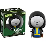 Funko Grim Reaper's Sprint Dorbz x Fallout Vinyl Figure + 1 Video Games Themed Trading Card Bundle (12738)