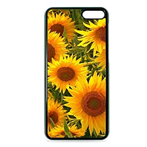 Case Fun Case Fun Sunflowers Snap-on Hard Back Case Cover for Amazon Fire Phone