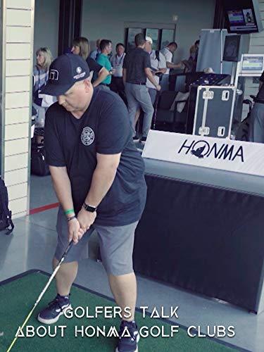 Clip: Golfers talk about Honma Golf Clubs