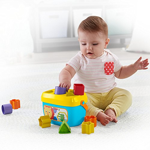 Fisher-Price Rock-a-Stack & Baby's First Blocks Bundle [Amazon Exclusive]