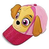 Nickelodeon Toddler Girls Paw Patrol Skye Character Cotton Baseball Cap, Pink, Age 2-4