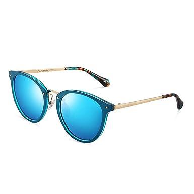 parzinkk Gafas De Sol Polarizadas Moda Para Mujer Ligero ...