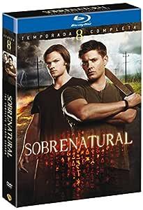 Sobrenatural Temporada 8 Blu-Ray [Blu-ray]