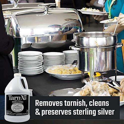 Tarn-X Pro Tarnish Remover, 5 Gallon Pail