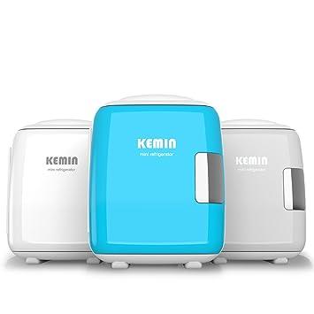 kbxstart Mini refrigerador eléctrico y calentador (4 litros) 12 V/DC sólo portátil