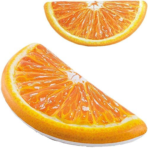 70 x33.5 1.78M x 85cm TOYLAND Flotador de Piscina Giant Orange Slice Summer Beach /& Pool Lilo