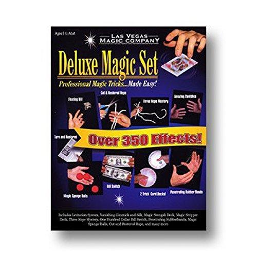 Magic Deluxe Kit (Deluxe Magic Set by Las Vegas Magic Company)