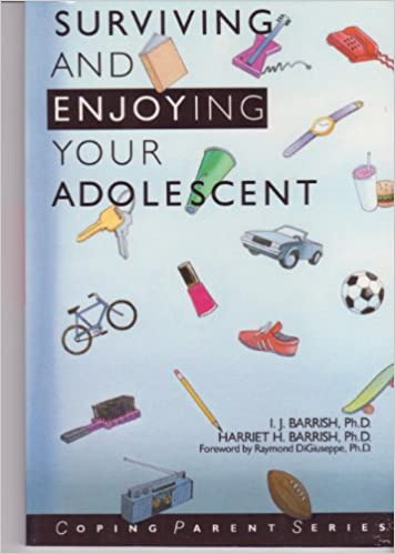 Download ebook italiano Surviving and Enjoying Your Adolescent (The Coping parent series) by I. J. Barrish en français PDF 093370142X