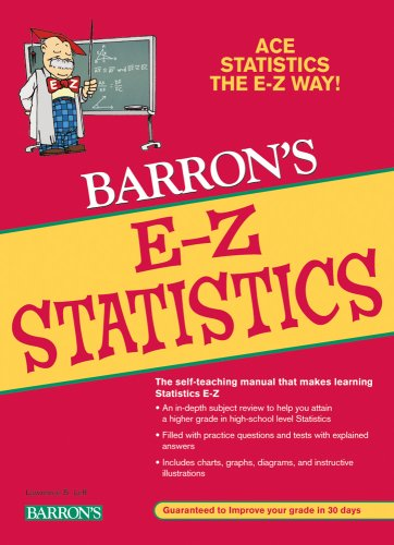 E-Z Statistics: Ace Statistics the E-Z Way