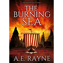 The Burning Sea (The Furyck Saga: Book 2)