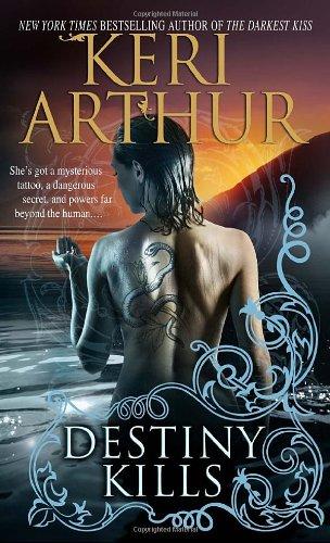 book cover of Destiny Kills
