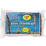 GG Bran Crispbread, 3.5-ounce Packages (60 Packs) 2 CASES