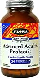 Udo's Choice – Advanced Adult's Blend Probiotic Capsules – 60 count Review