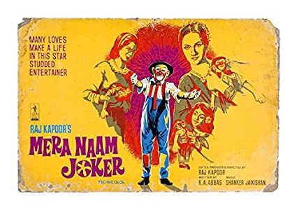 image unavailable image not available for colour shoping inc mera naam joker poster