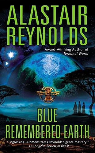 - Blue Remembered Earth (Poseidon's Children)