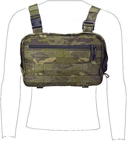 EMERSONGEAR Recon Kit Bag Multi-function Tool Pouch,Molle Vest Pouch Chest Bag