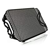 FZ-09 FZ09 Motorcycle Radiator Guard Aluminum Alloy Grille Guard Protector Cover For Yamaha FZ 09 MT-09 2013 2014 2015 2016 (BLACK)