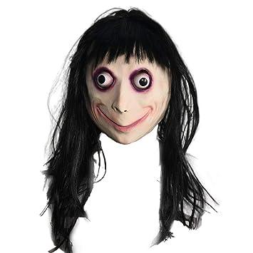VLERHH Mascaras De Terror,Máscara De Látex De Miedo Máscara De ...
