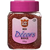 Cake Mate, Decorating with Ease, Decors Sprinkles, Red, 113g
