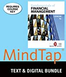 img - for Bundle: Fundamentals of Financial Management, Concise Edition, 9th + LMS Integrated for MindTap Finance, 1 term (6 months) Printed Access Card book / textbook / text book