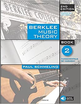 by paul schmeling berklee music theory book 2 book cd 2nd edition
