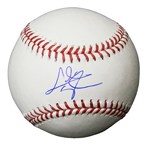 Chris Taylor Signed Rawlings Official MLB Baseball