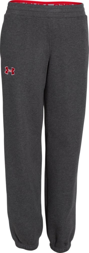 Under Armour Storm Charged Cotton Transit Pants - Boys - Carbon Heather