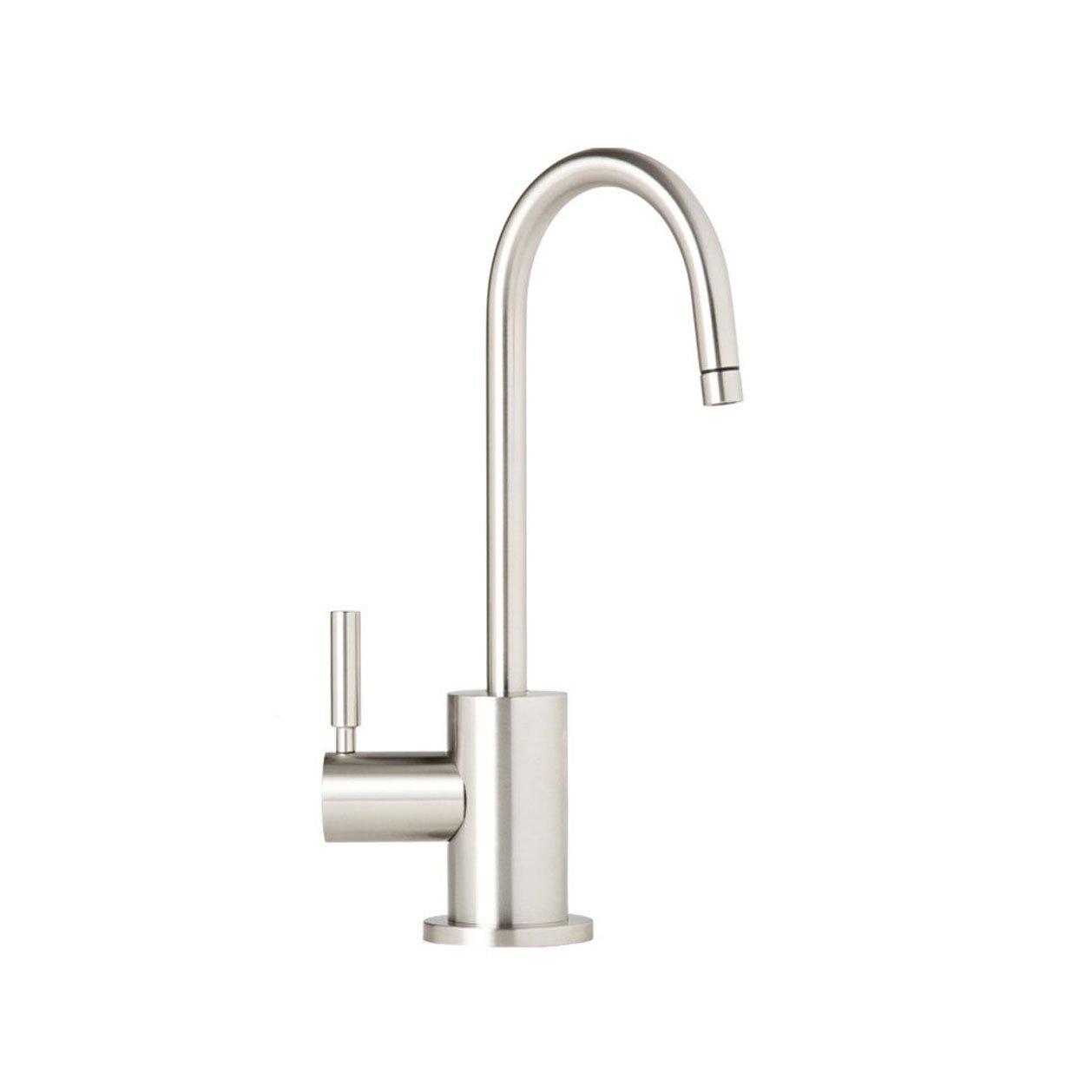 Waterstone 1400C-CH Parche Filtration Faucet Cold Only Single Handle, Chrome