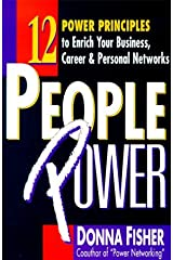 By Donna Fisher - People Power: How to Create a Lifetime Network for Business, Care (1995-10-26) [Paperback] Paperback