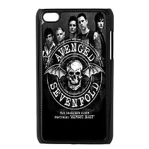 STR5-Custom Phone Case Avenged Sevenfold For iPod Touch 4