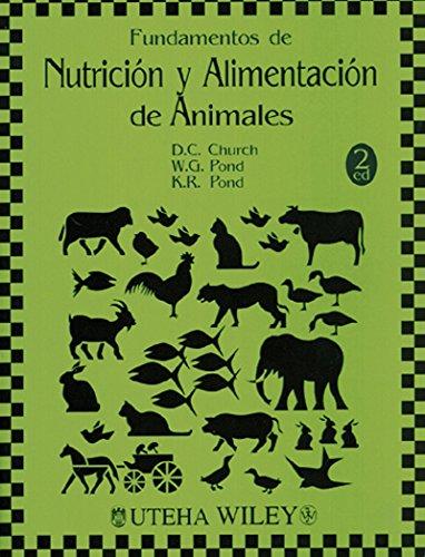 Descargar Libro Fundamentos De Nutricion Y Alimentacion De Animales Roberto Boullon