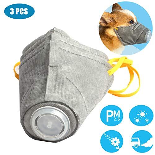 SEETOYS 3Pcs Dog Mask