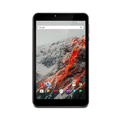 "Ematic 7.8"" Tablet 16GB Black EGQ182"