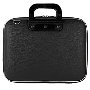 "SuperSonic SC499 9"" LCD Portable TV Digital Kroo 11273 Cube Case (Black) + Includes a Determination Hand Strap"