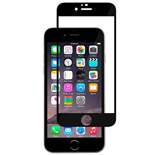 Moshi 99MO020970 iVisor XT Pellicola Protettiva per iPhone 6, Nero